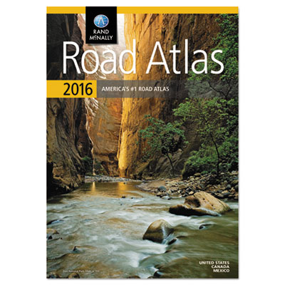 Rand McNally Road Atlas