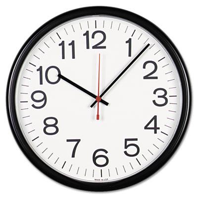 Universal® Indoor/Outdoor Clock