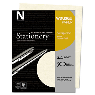 fine writing paper stationery