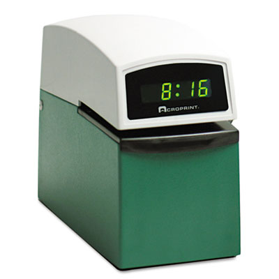 Acroprint® ETC Time Stamp Clock