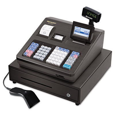 Sharp® XE Series Electronic Cash Register