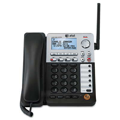 AT&T® SB67148 Additional Cordless Deskset for SB67138