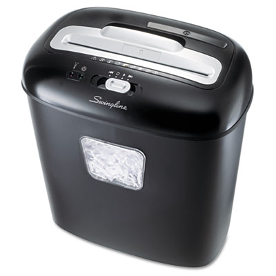 Swingline® EX10-05 Light-Duty Super Cross-Cut Shredder