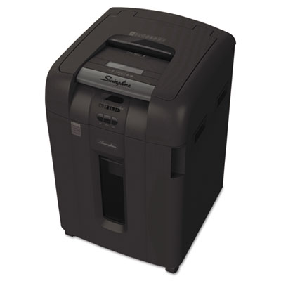 Swingline® Stack-and-Shred™ 500X Super Cross-Cut Auto Feed Shredder
