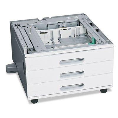 Lexmark™ One-Drawer Feed Stand for C950, X950