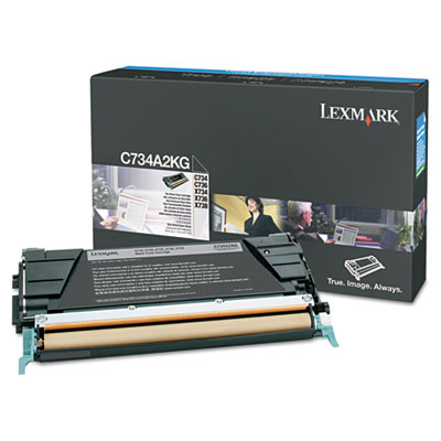 Lexmark™ C734A2KG Toner