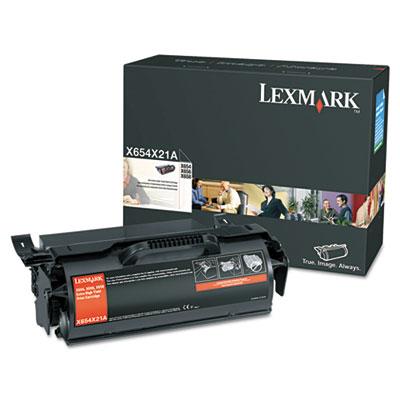 Lexmark™ X654X21A Toner
