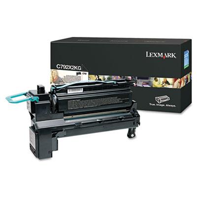 Lexmark™ C792X2YG-C792X1KG Toner