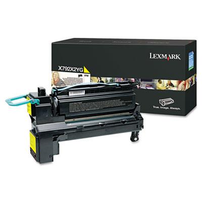 Lexmark™ X792X2YG-X792X1KG Toner