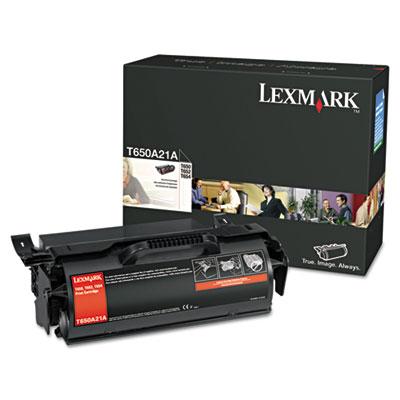 Lexmark™ T650A21A Toner