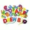 Creativity Street® WonderFoam® Lacing Letters & Numbers