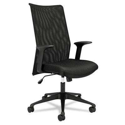 basyx® VL573 Mesh High-Back Task Chair