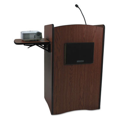 AmpliVox® Multimedia Smart Computer Lectern