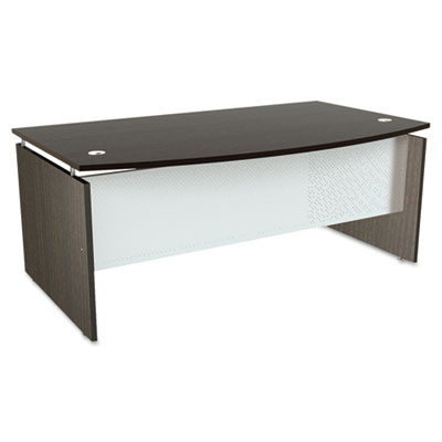 Alera® Sedina Series Bow Front Desk Shell