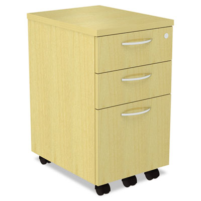 Alera® Sedina Series Mobile Box/Box/File Pedestal