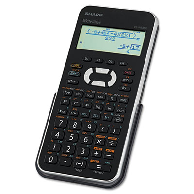 Sharp® EL-W535XBSL Scientific Calculator