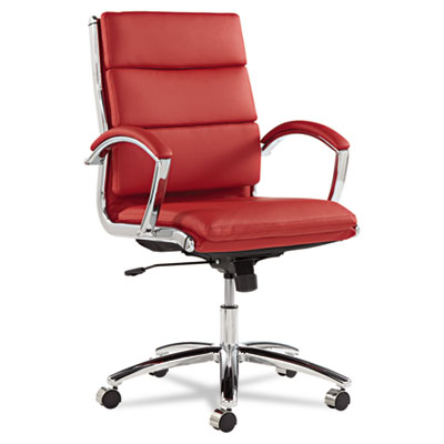 Alera® Neratoli Mid-Back Slim Profile Chair