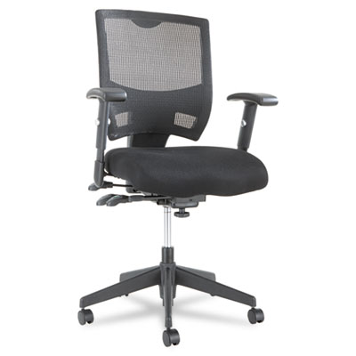 Alera® Epoch Series High Performance Mesh Multifunction Chair