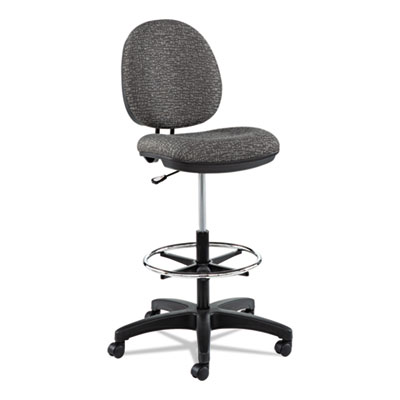 Alera® Interval Series Swivel Task Stool