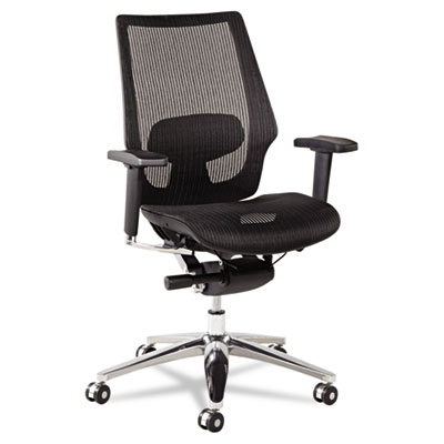 Alera® K8 Series Ergonomic Multifunction Mesh Chair