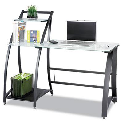 """Safco® Xpressions™ 53 1/4"""" Computer Desk"""