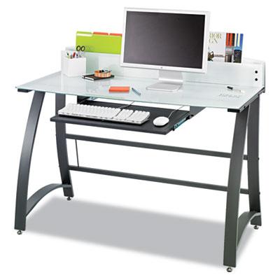 """Safco® Xpressions™ 47"""" Computer Desk"""