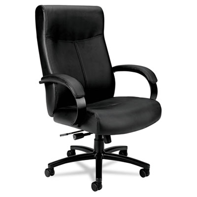 basyx® VL685 Big & Tall Leather Chair