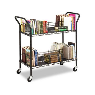 Safco® Wire Book Cart