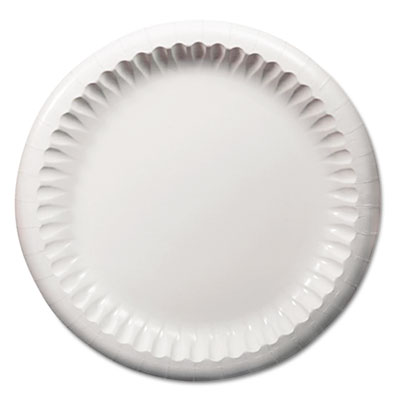 Dixie Basic™ Clay Coated Paper Plates