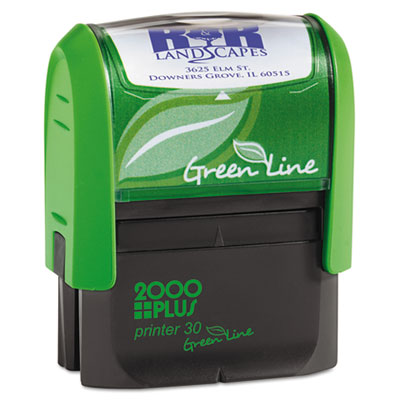 2000 PLUS® Self-Inking Custom Stamp