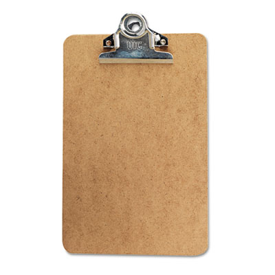 Universal® 100% Recycled Clipboard with High-Capacity Clip