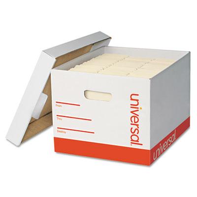 Universal® Medium-Duty Lift-Off Lid Boxes