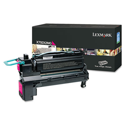 Lexmark™ X792X2MG Toner