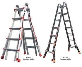 LITTLE GIANT LADDER® MULTI-USE LADDERS