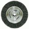 Weiler® Wide-Face Crimped Wire Wheels