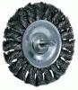 Weiler® Standard Twist Knot Wire Wheels