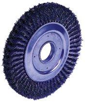 Weiler® Wide Face Standard Twist Knot Wire Wheels