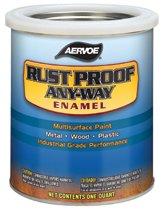 Aervoe Any-Way® RustProof Enamels