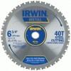 Irwin® Metal Cutting Circular Saw Blades