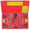 Irwin Hanson® 76-pc Machine Screw / Fractional / Metric Tap & Hex Die Sets