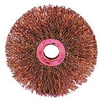 Weiler® Non Sparking Small Diameter Wire Wheels