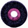 Weiler® Polyflex® Small Diameter Wire Wheels