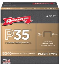 Arrow Fastener P35™ Type Staples