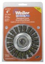 Weiler® Vortec Pro® Knot Wire Wheels