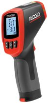 Ridgid® Infrared Thermometers w/Laser