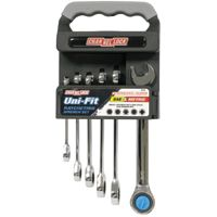 Channellock® Uni-Fit Ratcheting Wrench Sets