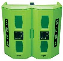 Allegro® Heavy-Duty SCBA Wall Cases