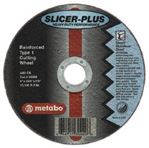 Metabo Slicer Plus High Performance Cutting Wheels