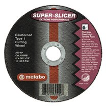 Metabo Super Splicer Extreme Performance Cutting Wheels