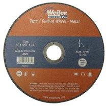 Weiler® Vortec Pro® Type 1 Thin Cutting Wheels